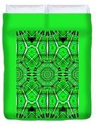 Art Deco Lucky Charms Duvet Cover