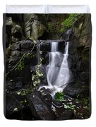 Lumsdale Falls 12.0 Duvet Cover
