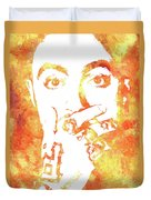 Mac Miller Duvet Cover