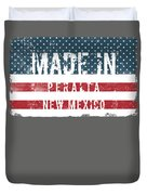 Made In Peralta, New Mexico Duvet Cover