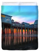 Maine Magnificent Morning Duvet Cover