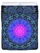 Mandala Love Duvet Cover