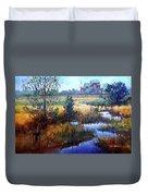 Marsh Living Duvet Cover