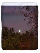 Marvelous Moonrise Duvet Cover