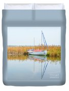 Masovian Lake Duvet Cover