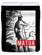 Matua Duvet Cover by MB Dallocchio