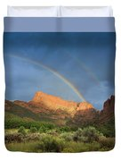 Maxwell Canyon Rainbow Duvet Cover
