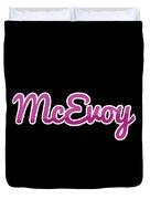 Mcevoy #mcevoy Duvet Cover