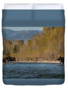 ME8 Duvet Cover by Joshua Able's Wildlife