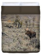 ME9 Duvet Cover by Joshua Able's Wildlife