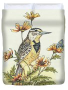 Meadow Song Duvet Cover