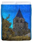 Medieval Bell Tower 3 Duvet Cover
