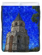 Medieval Bell Tower 4 Duvet Cover