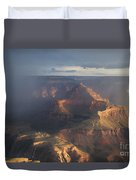 Mesmerized At Mather Point Duvet Cover