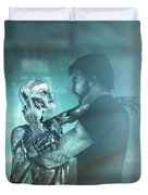 Metropolis Revisited  Duvet Cover