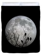 Midnight Moonshiners  Duvet Cover