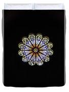 Minerva Glass Duvet Cover