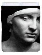 Minerva Without Helmet, 1896 Duvet Cover