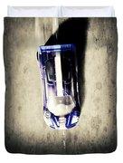 Mini Racer Duvet Cover