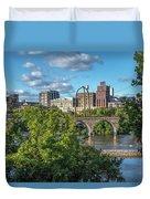 Minneapolis 03 Duvet Cover