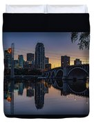 Minneapolis 13 Duvet Cover