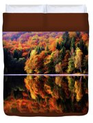 Mirrored Gallery Duvet Cover