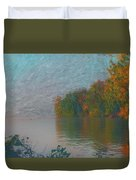 Mississippi Rivers Edge Duvet Cover