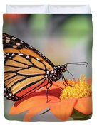 Monarch 2018-25 Duvet Cover