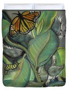 Monarch Series I Duvet Cover