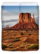 Monumental Butte Duvet Cover