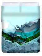 Moondance IIi Duvet Cover by Kathryn Riley Parker