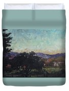 Moonlight Ranch Duvet Cover