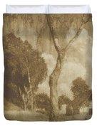 Motiv Aus Pommern  Duvet Cover