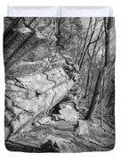 Mountain Trail Duvet Cover