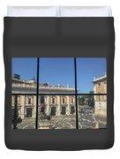 Musei Capitolini Duvet Cover