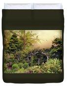 Mystical Arbor Duvet Cover