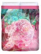 Nano Flower Bud Duvet Cover