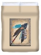 Native American Style  Duvet Cover