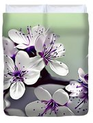 Naturalness And Flowers 33 Duvet Cover