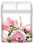 Naturalness And Flowers 49 Duvet Cover