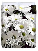 Naturalness And Flowers 52 Duvet Cover