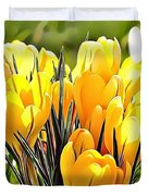 Naturalness And Flowers 56 Duvet Cover