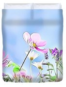 Naturalness And Flowers 59 Duvet Cover