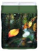 Nature's Glow Duvet Cover