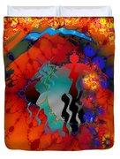Navajo Sunset- Duvet Cover