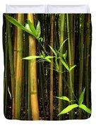 New Bamboo Shoot Duvet Cover
