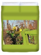 New Hired Hand Duvet Cover