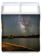 Night At Bbr Duvet Cover
