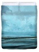Night Sea Duvet Cover
