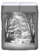 No One Home Duvet Cover by Kendall McKernon